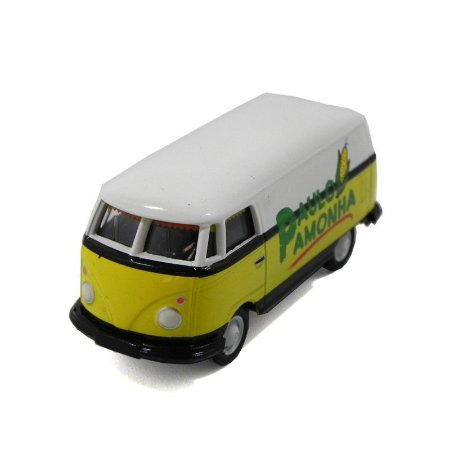 Volkswagen Kombi Paulo Pamonha 1/64 Greenlight California Collectibles 64