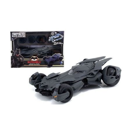 Kit Para Montar Batmovel Batman Vs Superman 1/24 Jada Toys