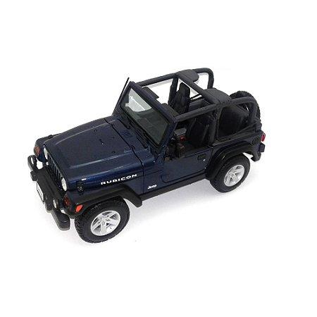 Jeep Wrangler Rubicon 1/18 Maisto