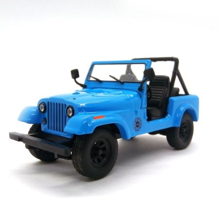 Jeep CJ7 1977 Dharma Lost 1/43 Greenlight
