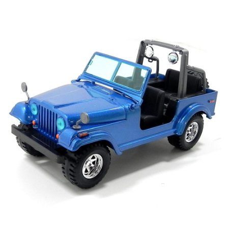 Jeep CJ-7 1/24 Bburago