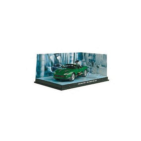 Jaguar XKR 1/43 IXO –  007 James Bond  Um novo dia para morrer
