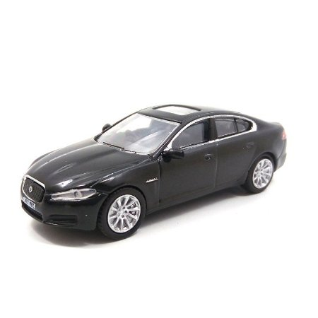 Jaguar Xf Saloon Ultimate Black 1/76 Oxford