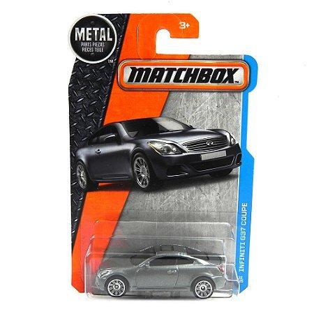 Infiniti G37 Coupe 2010 1/64 Matchbox