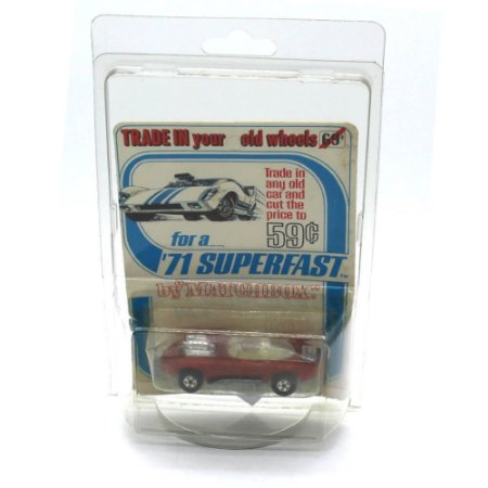 Hot Rod Draguar Superfast N 36 1970 1/64 Matchbox