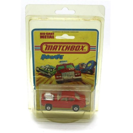 Hot Rocker Rolamatics N 67 1973 1/64 Matchbox