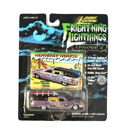 Heavenly Hearse Frightning Lightnings 1/64 Johnny Lightning