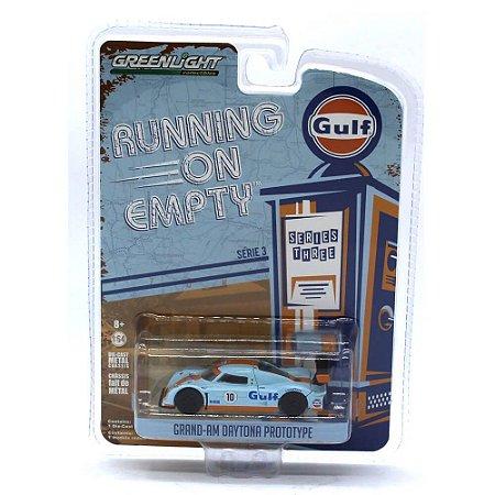 Grand Am Daytona Prototype Gulf Running on Empty 1/64 Greenlight
