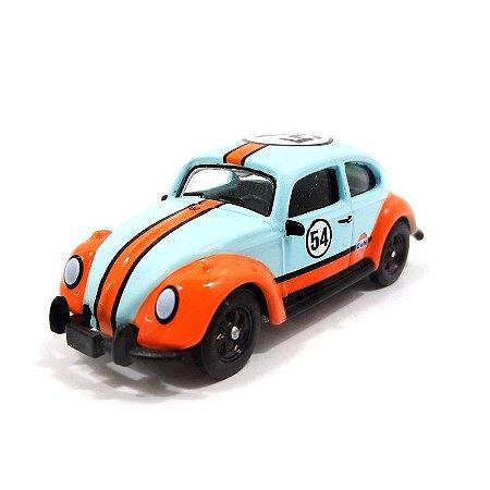 Volkswagen Fusca Gulf Oil 1/64 Greenlight California Collectibles