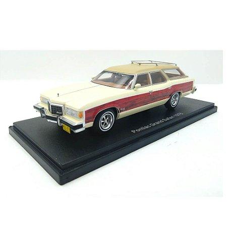 Pontiac Grand Safari 1976 1/43 Neo