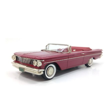 Pontiac Catalina Convertible 1960 1/43 Brooklin
