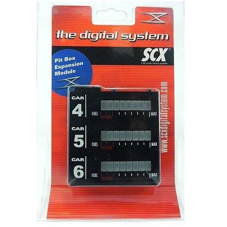 Pit Box Digital System Modulo Expansão 1/32 Scx