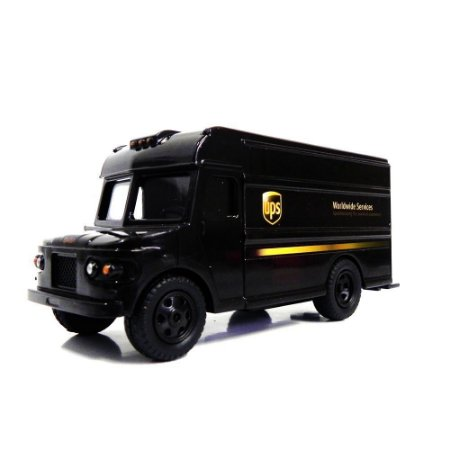 Package Truck UPS 1/43 Daron