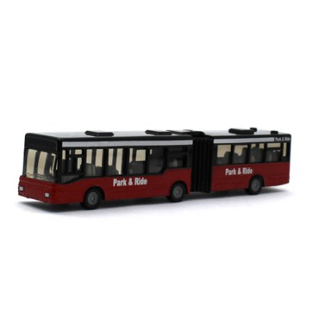 Ônibus Articulado 1/64 Siku