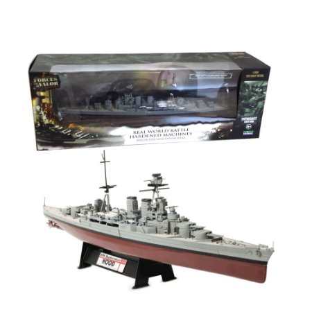 Navio HMS B Hood B Of The D Strait M 1941 1/700 Forces of Valor