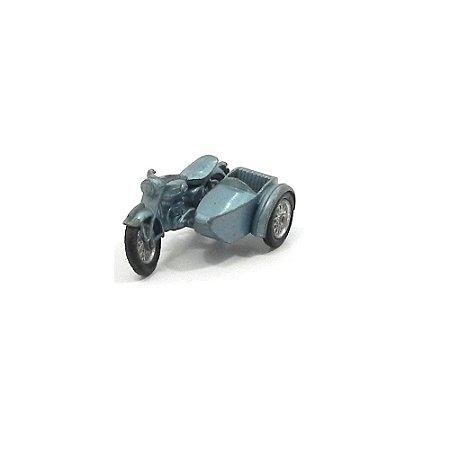 Moto Triumph Tiio N°4 1/64 Matchbox