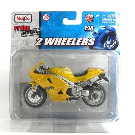 Moto Triumph Daytona 955I 1/18 Maisto 2 Wheelers
