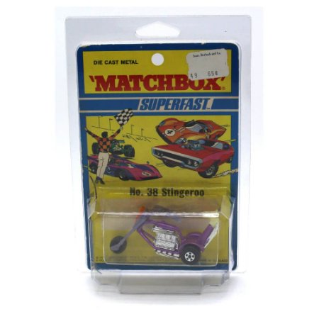 Moto Stingeroo Superfast N 38 1971 1/64 Matchbox