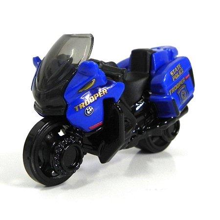 Moto Bmw R1200 Rt-P 1/64 Matchbox