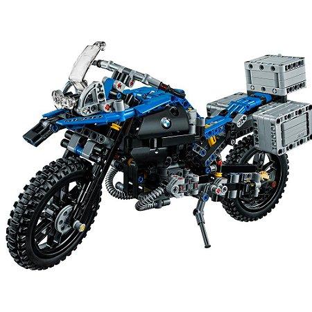Moto BMW R 1200 GS Adventure Lego Technic
