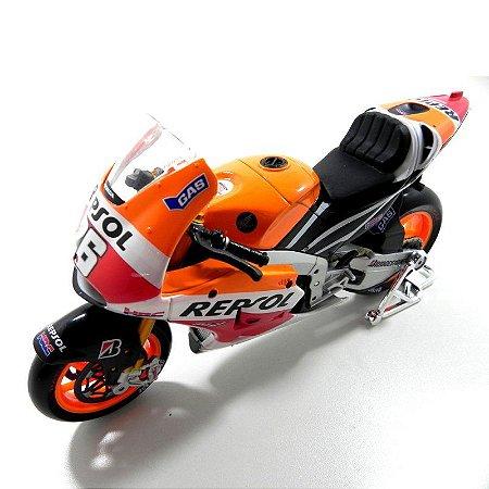 Moto 2014 Honda Repsol Rc213V Dani Pedrosa Moto Gp 1/10 Maisto