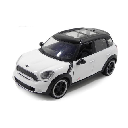 Mini Cooper S Countryman 1/24 Motor Max