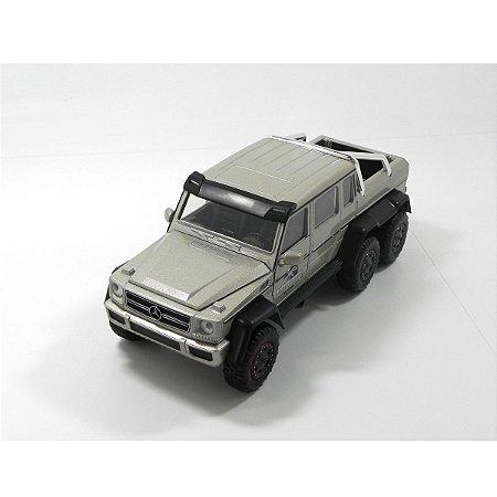 Mercedes-Benz G63 Amg 6X6 Jurassic World 1/24 Jada Toys