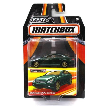Mercedes Benz CLS 500 1/64 Best of Matchbox