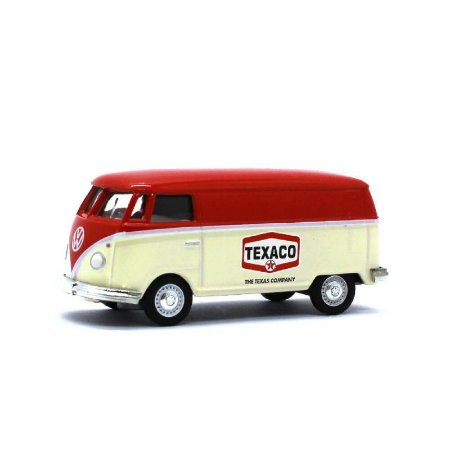 Volkswagen Kombi Type 2 Panel Van Texaco 1/64 Collectibles 64