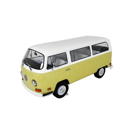 Volkswagen Kombi Type 2 1971 1/18 Greenlight