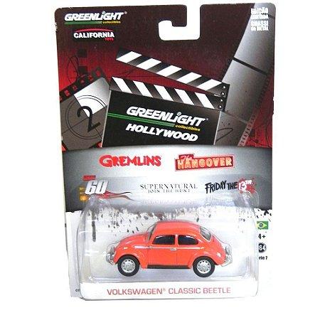 Volkswagen Fusca Clássico Gremlins 1/64 Greenlight Série 7