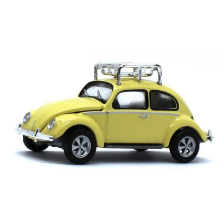 Volkswagen Fusca 1948 1/64 Greenlight California Collectibles 64