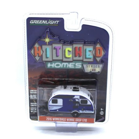 Trailer Winnebago Drop 1710 2016 1/64 Greenlight