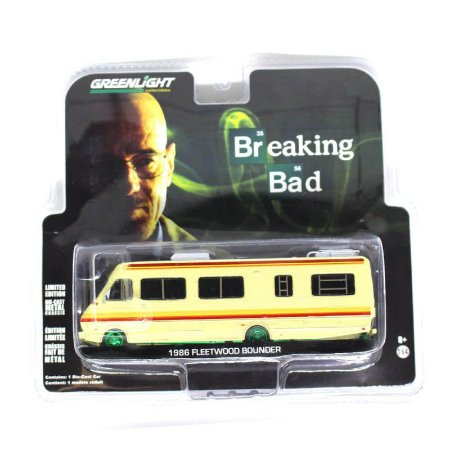 Trailer Breaking Bad Green Machine 1/64 Greenlight