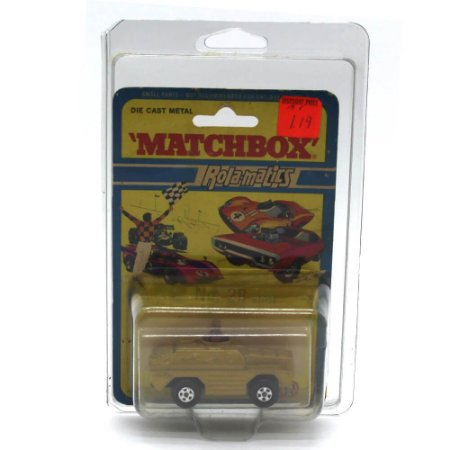 Stoat Rolamatics N 28 1971 1/64 Matchbox