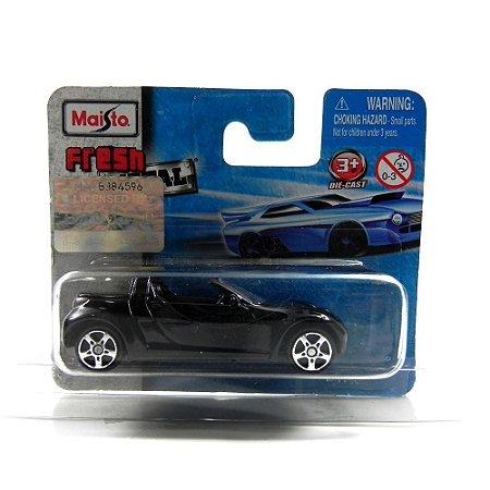 Smart Roadster 1/64 Maisto Fresh Metal