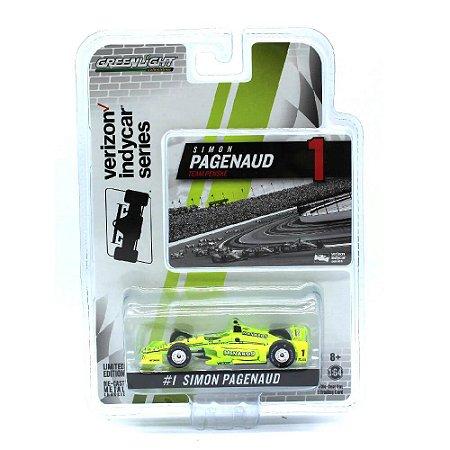 Simon Pagenaud Equipe Penske Formula Indy 1/64 Greenlight