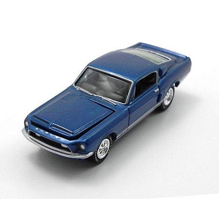Shelby Gt500 1968 1/64 Johnny Lightning