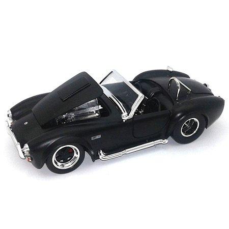 Shelby Cobra 427 SC 1965 Preto 1/24 Jada Toys