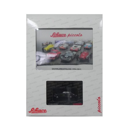 Rolls-Royce Set Piccolo-Sammler-Katalog 1994-2013 1/90 Schuco