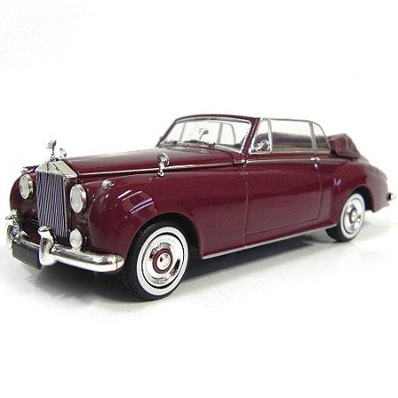 Rolls Royce Silver Cloud II Cabriolet 1960 1/43 Minichamps