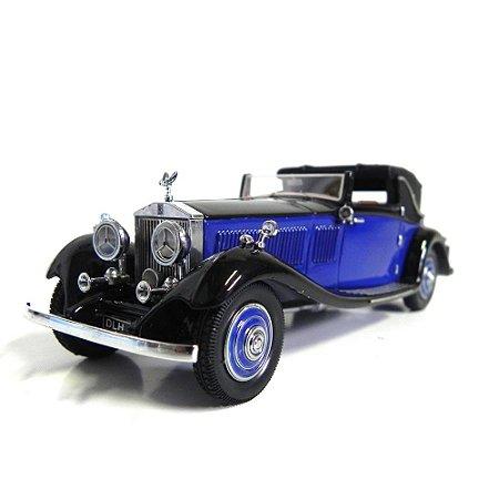 Rolls Royce Phantom Ii Continental Dhc Gurney Nutting 1/43 Neo