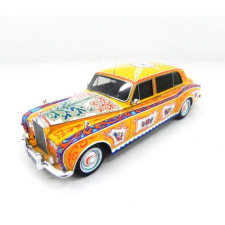 Rolls Royce Phantom 1965 John Lennon 1/43 True Scale