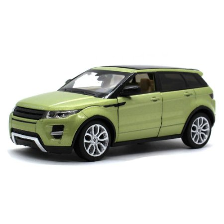 Range Rover Evoque Com Luz e Som 1/24 California Action
