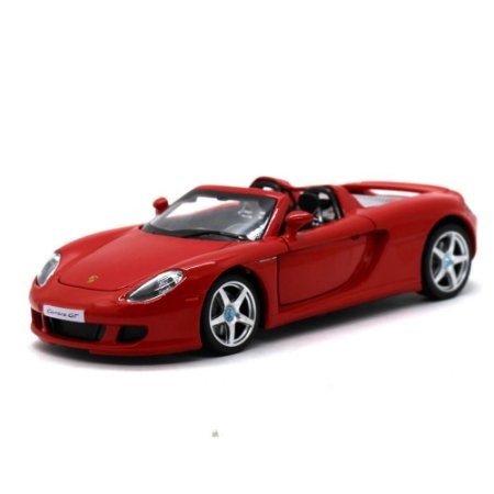 Porsche Carrera GT Com Luz e Som 1/24 California Action