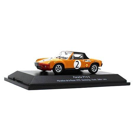 Porsche 914/6 #2 Marathon de la Route 1970 1/43 Schuco