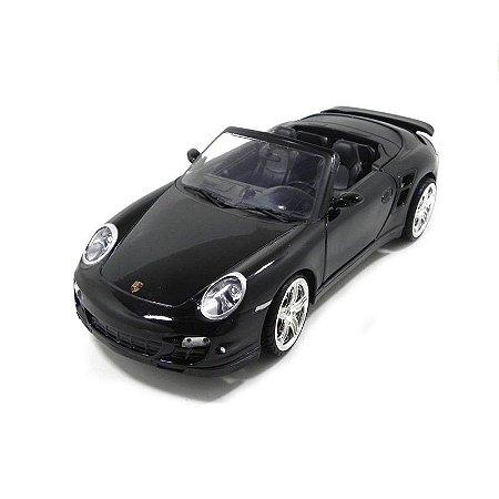 Porsche 911 Turbo Cabriolet 1/18 Motor Max