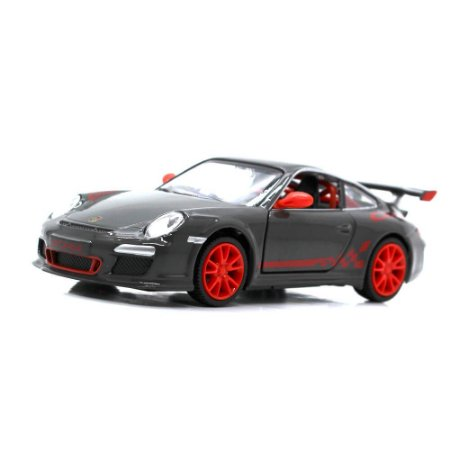 Porsche 911 GT3 RS 997 Luz Som Fricção 1/32 California Action