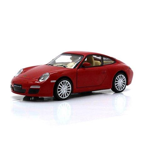 Porsche 911 Carrera S 997 Luz Som e Fricção 1/32 California
