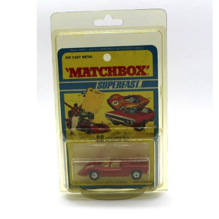 Porsche 910 Superfast N 68 1971 1/64 Matchbox